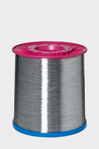 LÖTTERS-DRAHT Bürstenstanzdraht verzinkt, Spule DL100 (90kg)
